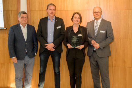 Nachwuchssonderpreis Medienpreis Mittelstand 2019
